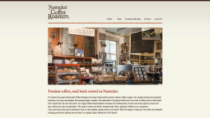 nantucket coffee roasters