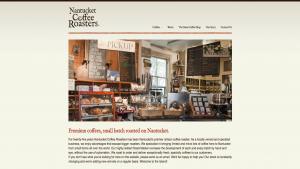 nantucket coffee roasters